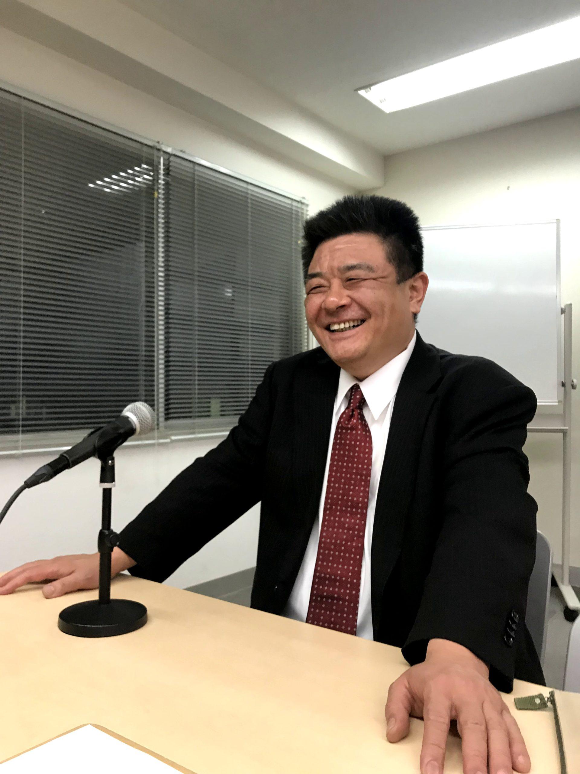 経営者インタビュー 大崎玄長氏(株式会社エヌエフエー 代表取締役)
